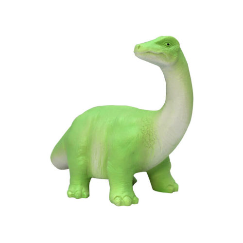 Green Diplodocus LED Lamp