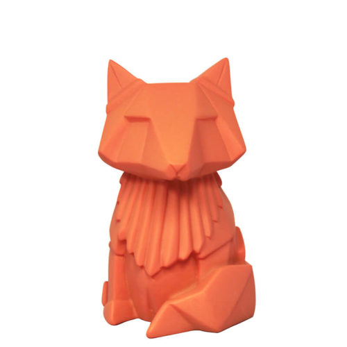 Orange Fox LED Lamp