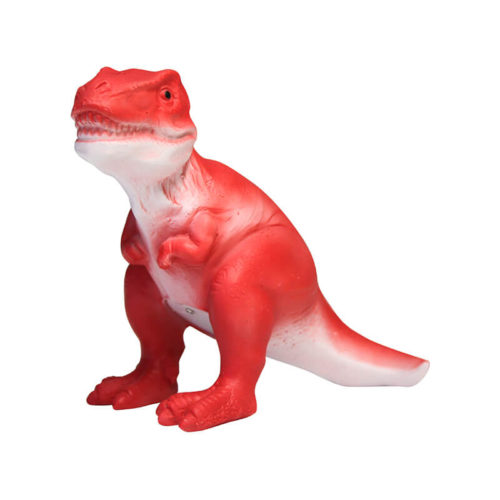 Red T Rex LED Lamp