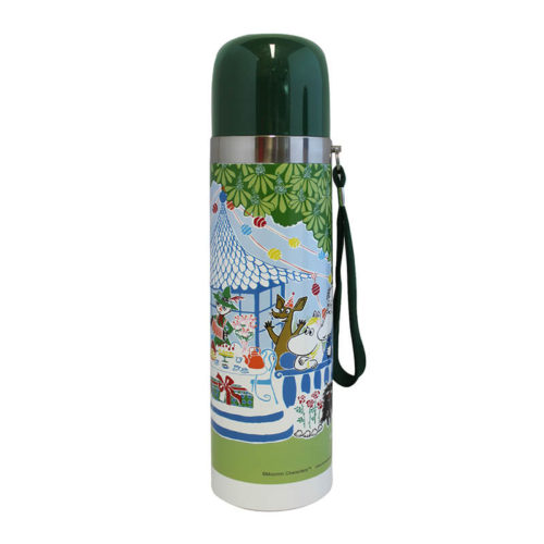 Moomin Party Flask