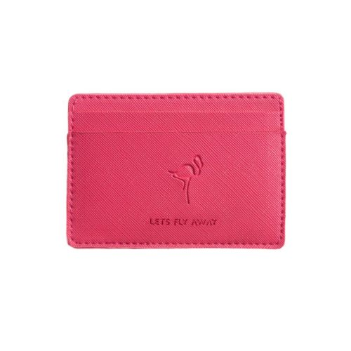 Sophie Allport Flamingos Card Holder