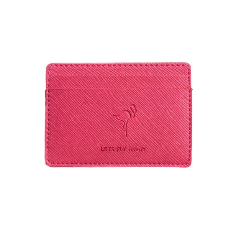 Sophie Allport Flamingos Card Holder