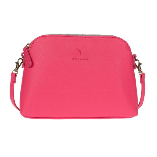 Sophie Allport Flamingos Mini Shoulder Bag
