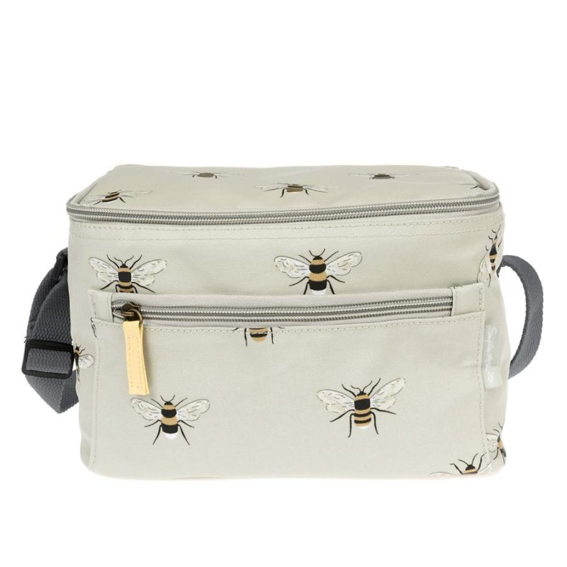 Sophie Allport Bees Oilcloth Lunch Bag