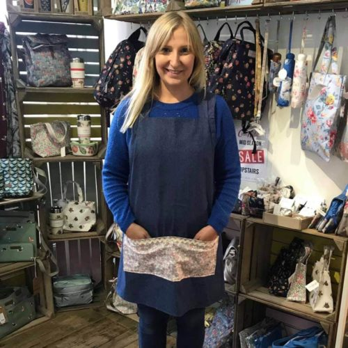 Make a Wrap Apron in a Day Workshop - Sunday 17th November: 11am-3pm
