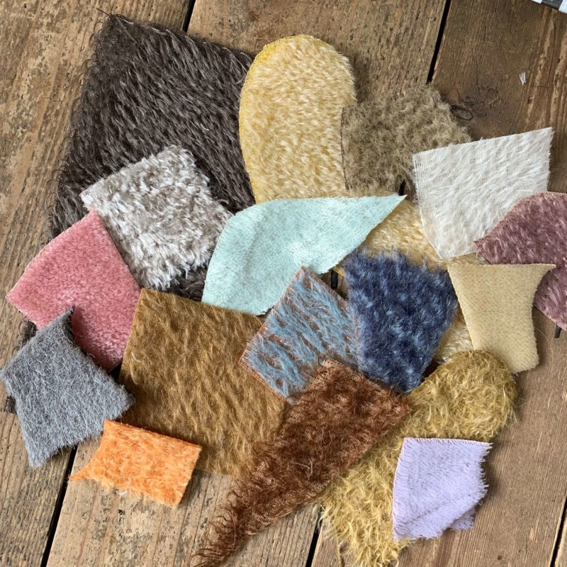 Mohair Bear Workshop - Saturday 26th October & 2nd November: 9.30am - 12.30pm