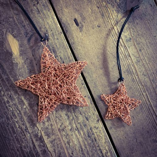Wire Christmas Decoration Workshop - Sunday 3rd November: 11am-2pm