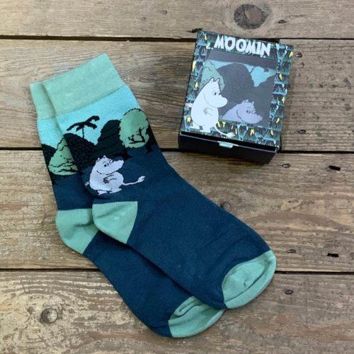 Moomin Socks Forest