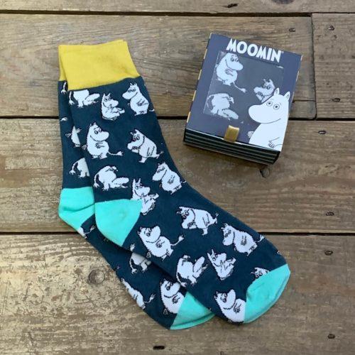 Moomin Socks Moomintroll