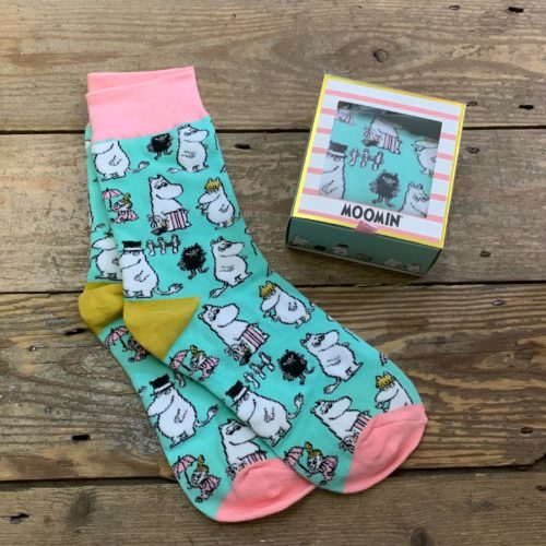 Moomin Socks Family