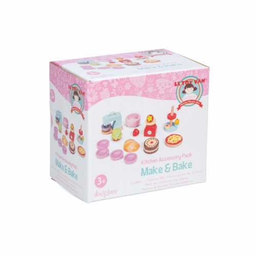 Le Toy Van Make and Bake Accessory Set