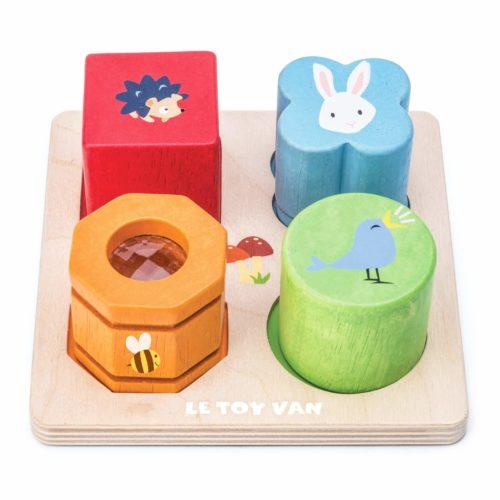 Le Toy Van Wooden Sensory Tray