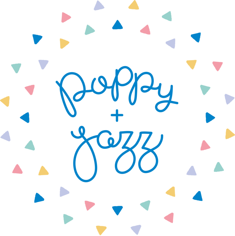 Poppy & Jazz Alt Logo