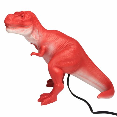 Red T-Rex Plug-in Lamp