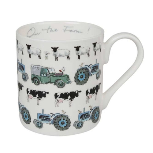 Sophie Allport On The Farm Mug