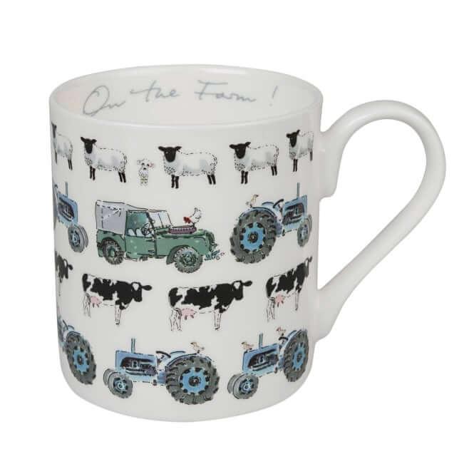 Sophie Allport On The Farm Mug
