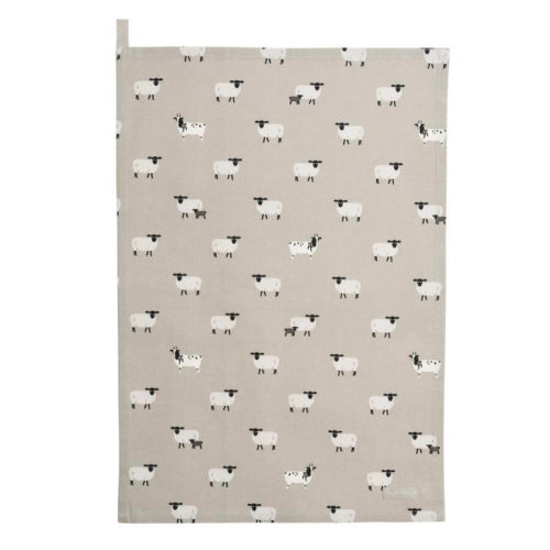 Sophie Allport Sheep Tea Towel