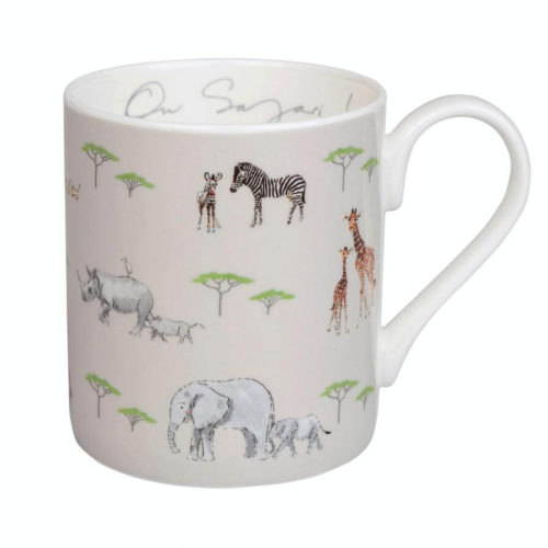 Sophie Allport On Safari Coloured Mug