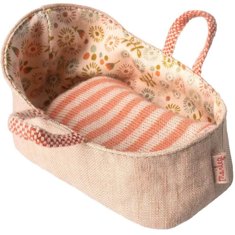 Maileg Carry Cot Rose