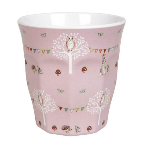 Sophie Allport Woodland Party Childrens Melamine Beaker