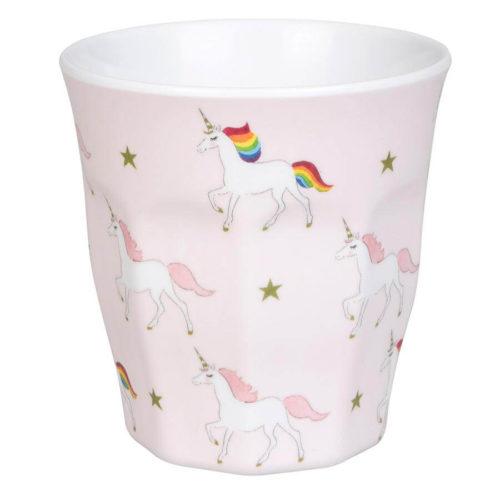 Sophie Allport Unicorn Childrens Melamine Beaker