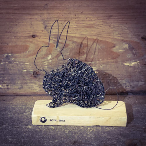 Animal Wire Sculpture Workshop - Saturday 15th February: 10am-1pm