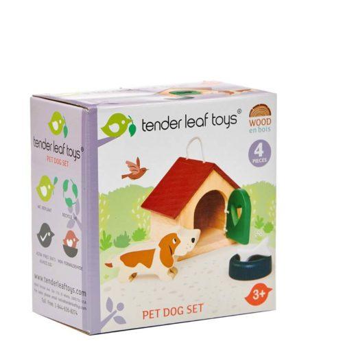 Tender Leaf Pet Dog Set