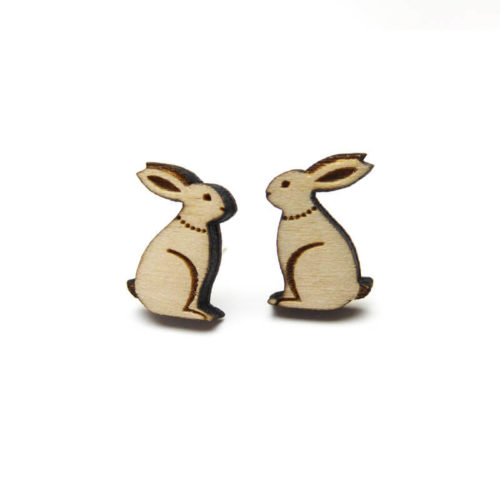 Layla Amber Hare Earrings