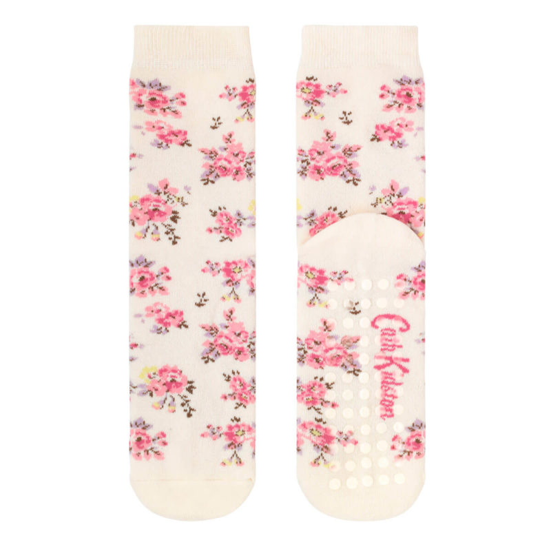 Cath Kidston Kingswood Rose Bed Socks