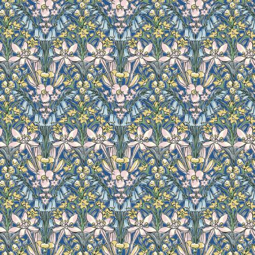 Liberty Fabrics - Flower Show Spring: Adlington Hall