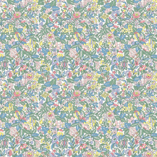 Liberty Fabrics - Flower Show Spring: Hyde Floral