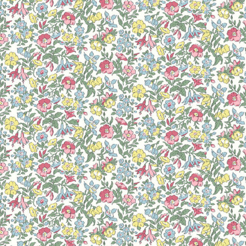 Liberty Fabrics - Flower Show Spring: Mamie