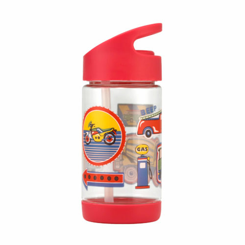 Cath Kidston Spaced Garage Station Kids Drinking Bottle