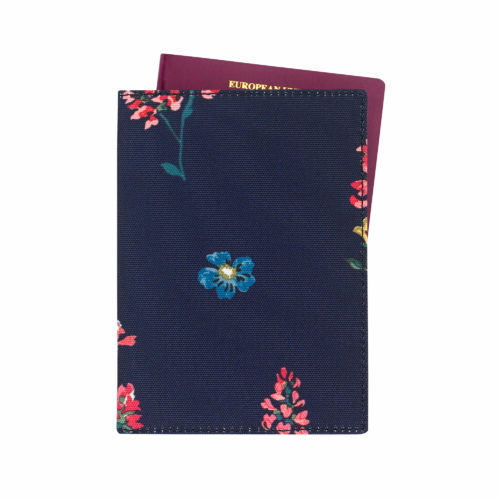 Cath Kidston Twilight Sprig Passport Holder