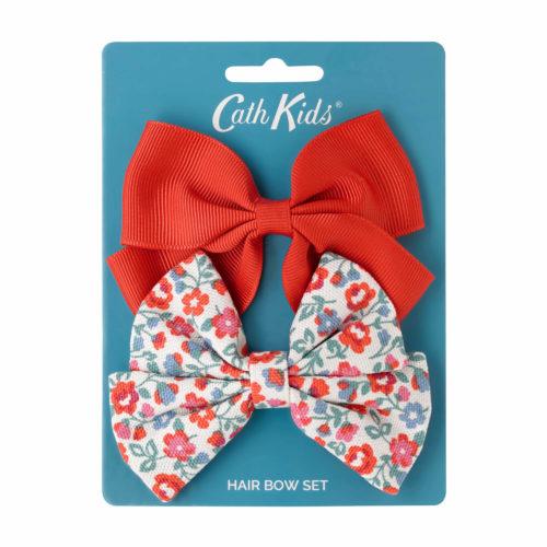 Cath Kidston Ashbourne Ditsy Kids 2pk Bows