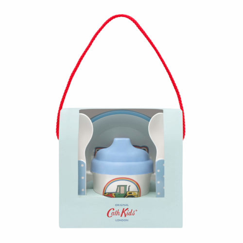 Cath Kidston Spaced Garage Melamine Nursery Set