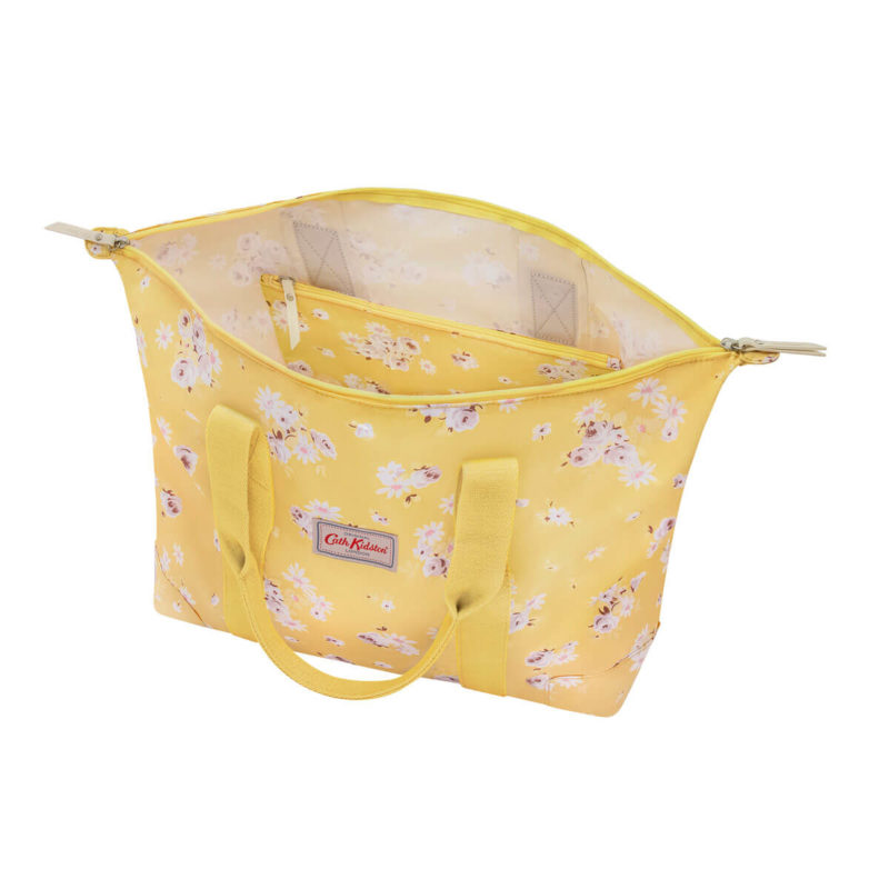 Cath Kidston Daisy Rose Foldaway Overnight Bag