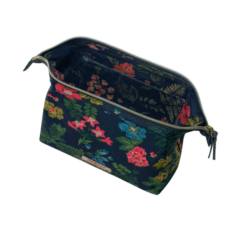 Cath Kidston Twilight Garden Frame Cosmetic Bag