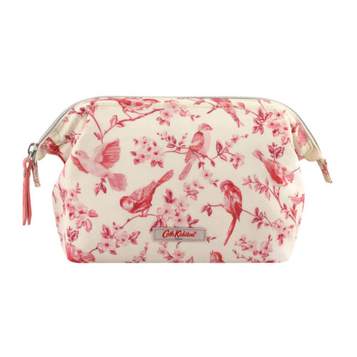 Cath Kidston British Birds Frame Cosmetic Bag