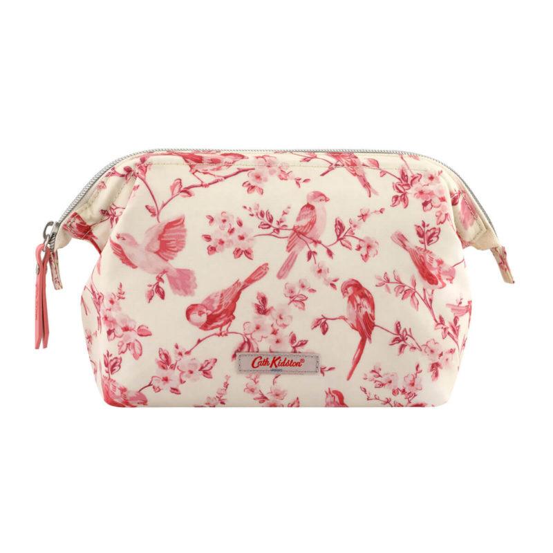 Cath Kidston British Birds Frame Cosmetic Bag