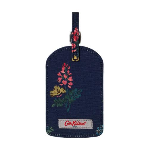 Cath Kidston Twilight Sprig Luggage Tag