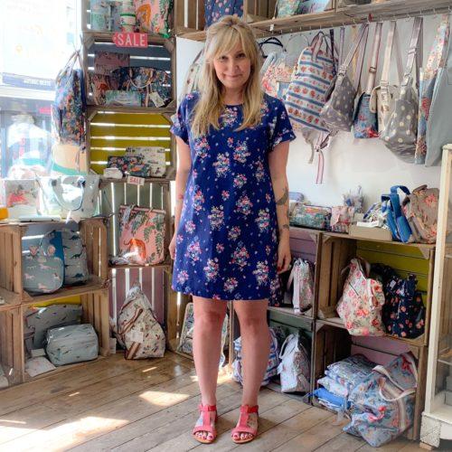 Stevie dress workshop