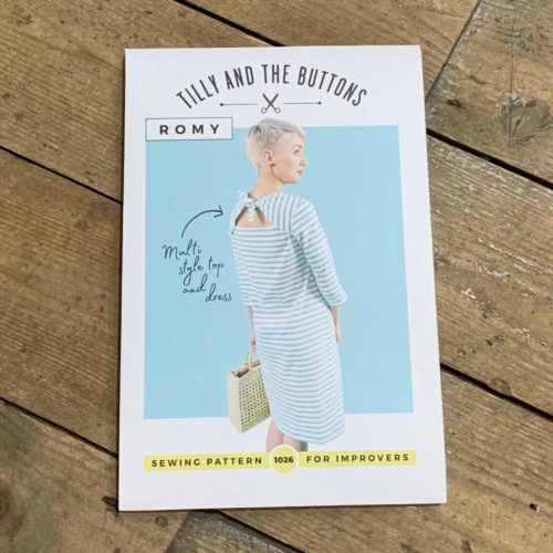 Tilly and the Buttons Romy Sewing Pattern