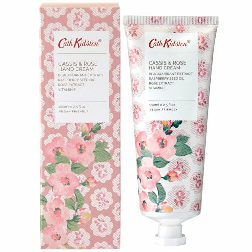 Cath Kidston Freston Cassis & Rose 100ml Hand Cream