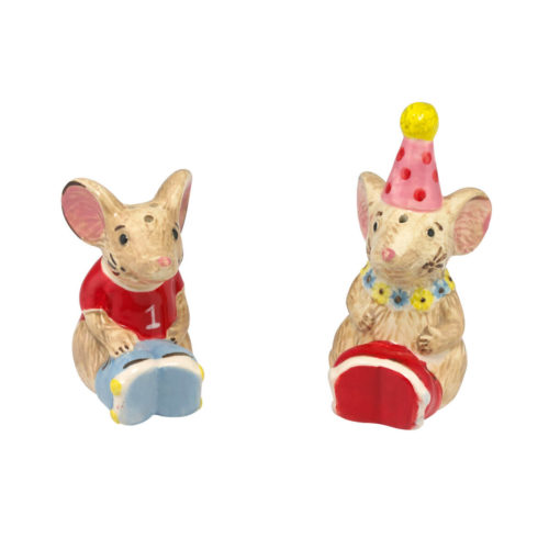 Cath Kidston Mouse Salt And Pepper Shakers
