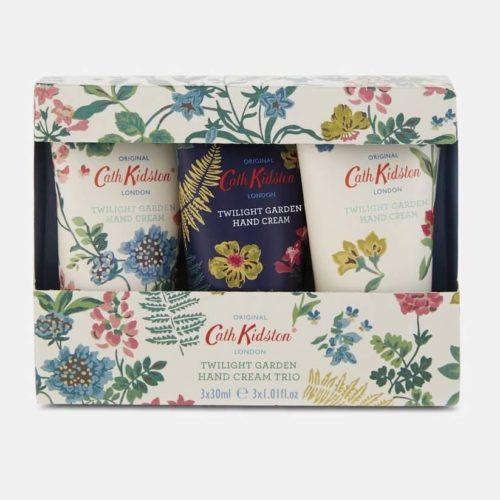 Cath Kidston Twilight Garden Hand Cream Trio