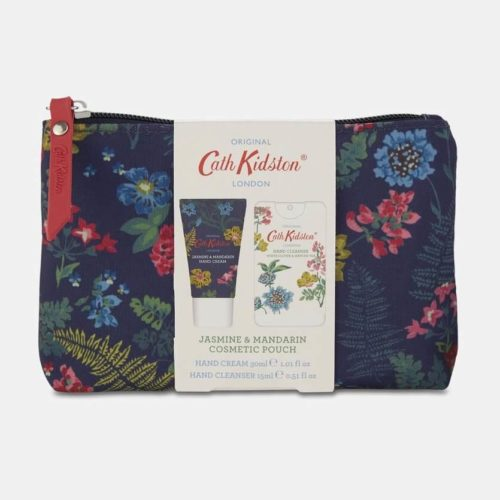 Cath Kidston Twilight Garden Hand Sanitiser and Hand Cream Gift Set