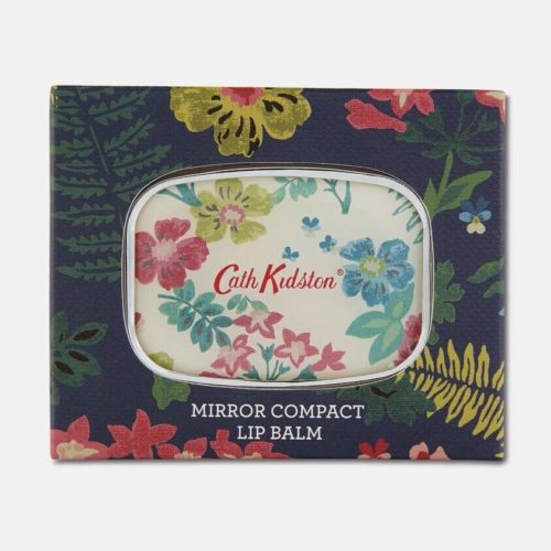 Cath Kidston Twilight Garden Lip Balm Mirror Compact