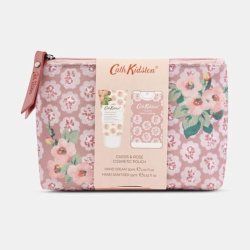Cath Kidston Freston Rose Hand Sanitiser and Hand Cream Gift Set