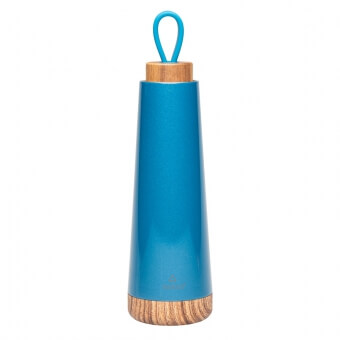 Chicmic Bioloco Loop Peacock Blue Bottle